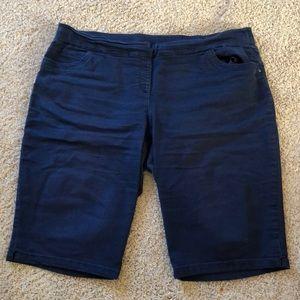 Kim Rogers Curvy Bermuda shorts